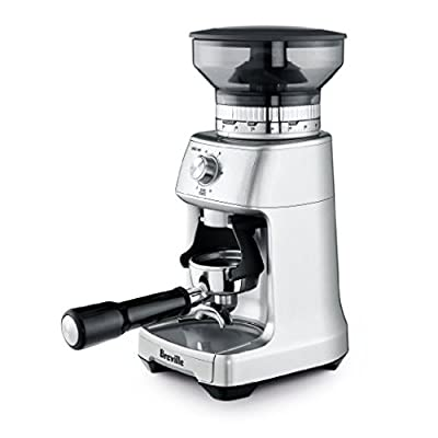 Breville BCG600SIL The Dose Control Pro Coffee Bean Grinder Review