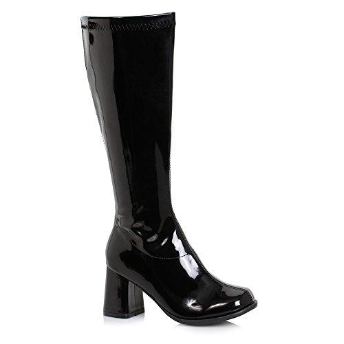 5 Boots Black Women's Size Ellie Gogo Shoes Wide Width p7xTPq