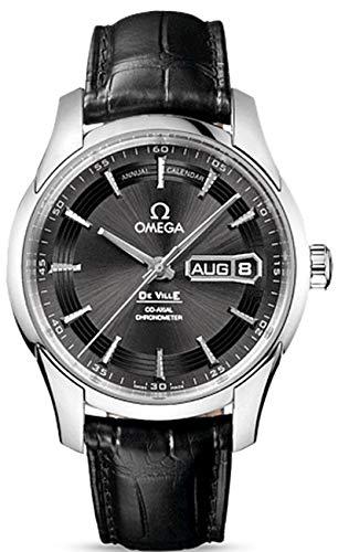 Omega 431.33.41.22.06.001 - Reloj de pulsera hombre, piel: Amazon.es: Relojes