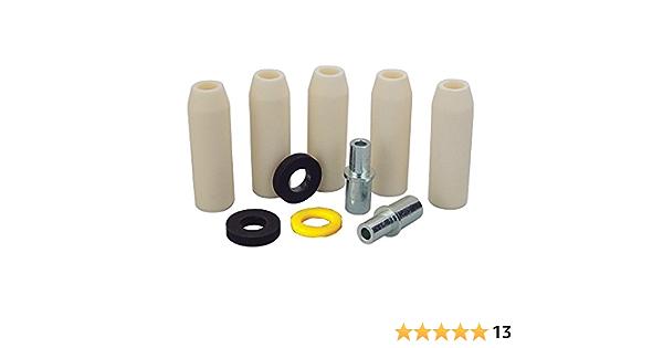 "1//4/"" ID 25-Pk USA #6310-25 Skat Blast Medium Repl Ceramic Siphon Nozzles"