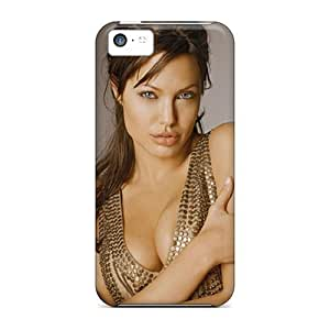 Hot Tpye Angelina Jolie Cases Covers For Iphone 5c