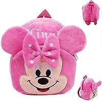 Mochila Disney Minnie Personaje Dibujos Animados niños niñas