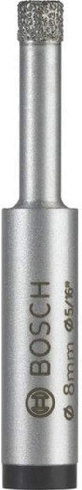 für Keramik best for Ceramic Bosch Diamant Bohrer Trockenbohrer 8 mm Easy Dry