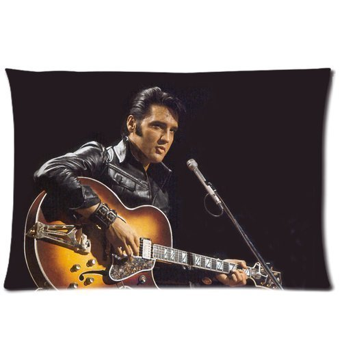 Singer Elvis Presley Pillowcase