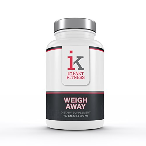 Weigh Away - Energy, Fat Burner, Weight Loss, & Appetite Suppressant