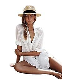 Women's Cover Up Beachwear Bikini Swimwear