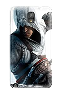 Anti-scratch Case Cover Protective Video Game Assassins Creed Case For Galaxy Note 3 2761747K25732392