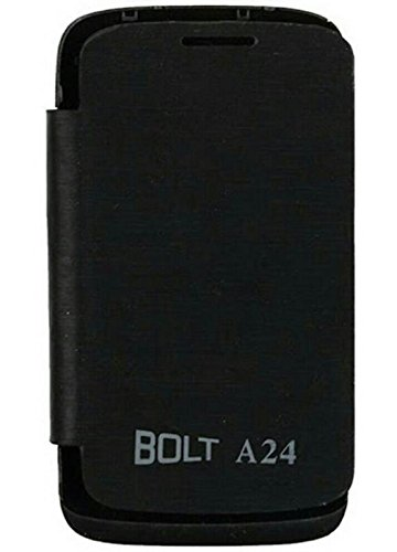 newest c8fa9 aa281 Madhur Micromax Canvas Bolt A24 Flip Cover Stylish New: Amazon.in ...