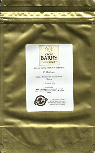 Cacao Barry Milk Chocolate