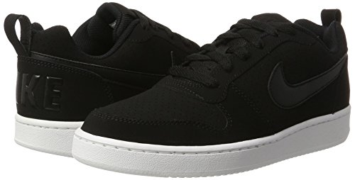 Low EU de Noir Basketball White Chaussures Black WMNS Court NIKE Borough 001 Femme 39 CBOtXq