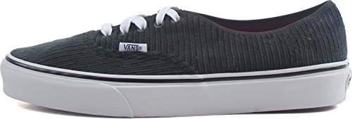 Black Vans unisex White Design Zapatillas de True ante Assembly de deporte Br18qwB
