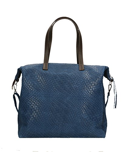 Panda & Cie - Tote Bag Another Woman Blue Skin Taille Unique