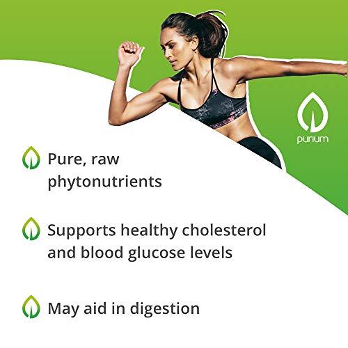 Purium Power Shake - Apple Berry Flavor - 1065 grams - Vegan Meal Replacement Powder, Protein, Vitamins & Minerals - Certified USDA Organic, Gluten Free, Kosher - 30 Servings by Purium (Image #2)