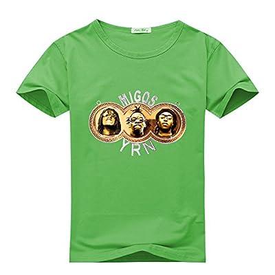 Shagang Mens T-shirts Migos YRN - Pattern 1