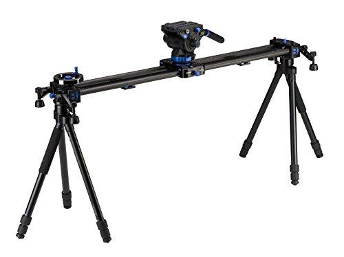 Benro MoveOver12 Dual Carbon Rail Slider Kit - 900mm
