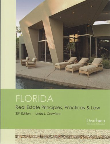(Florida Real Estate Principles, Practices & Law [Book Only])