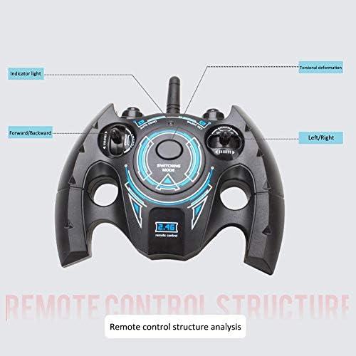 RC Auto acrobatica Guida su Due Lati 4WD Arrampicata 360 Gradi Drift Giocattoli del Veicolo con Funzione di deformazione per i Bambini