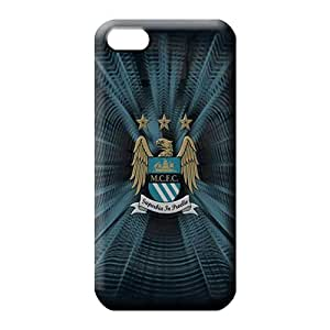 iphone 6 normal High Bumper phone Hard Cases With Fashion Design mobile phone back case the famous logo of manchester city