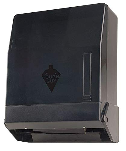 Towel Dispenser, (600) Multifold, Smoke