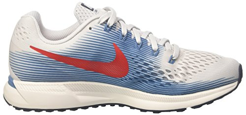 Zoom University Multicolore Nike Grey 016 Air Scarpe Running 34 Uomo Pegasus Vast 4xww5qA7T
