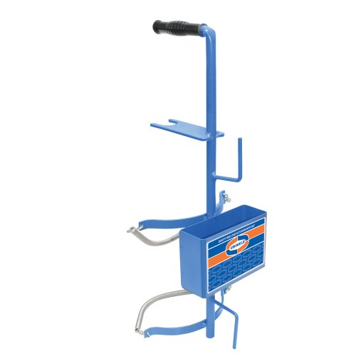 Cylinder Wall Mount - Uniweld 516 Metal Carrying Stand for a 40 Cubic Feet Nitrogen Tank