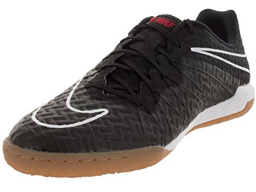 Nike Hypervenomx Finale IC, Scarpe da Calcio Uomo Black/Chllng Red/White/White