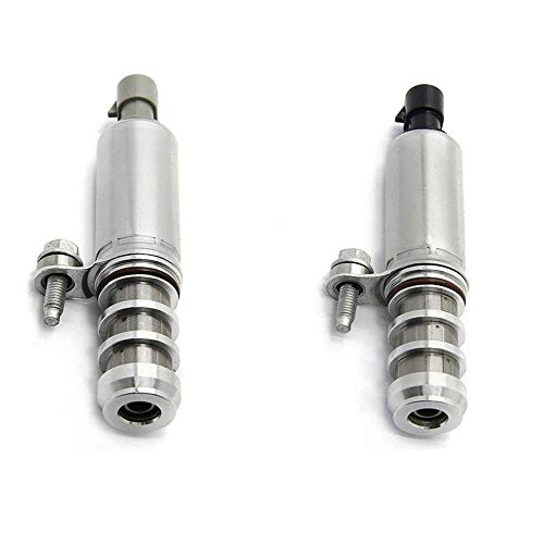 12655420 12655421 Intake Exhaust Camshaft Position Actuator Solenoid for GM, Chevy Cobalt, HHR, Malibu, GMC Terrain, Buick LaCrosse Regal Verano, Pontiac G5 G6, Saturn 2.0L 2.2L 2.4L Engines