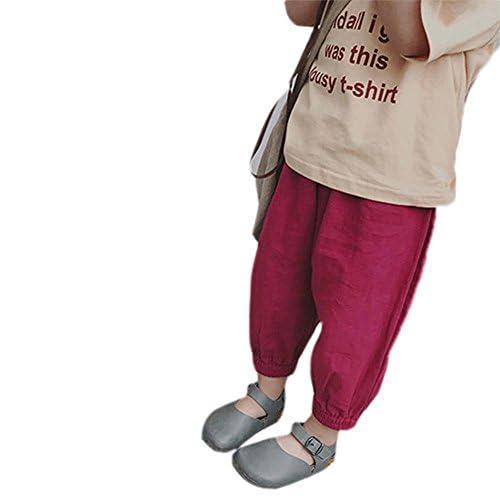 50% de descuento Keephen Pantalones Harem para niños de verano ...