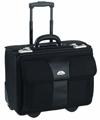 Amazon Com Samsonite Business Rolling Laptop Case Black