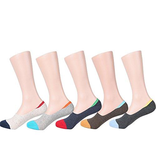 No show Casual Liner Socks Non slip