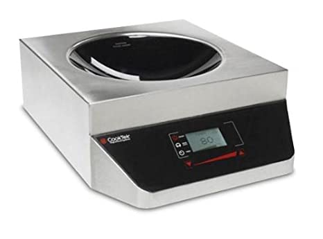 Amazon.com: cook-tek mw2500g Countertop Comercial Wok para ...