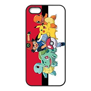 Pokemon fashion Cell Phone Case for iPhone 5S