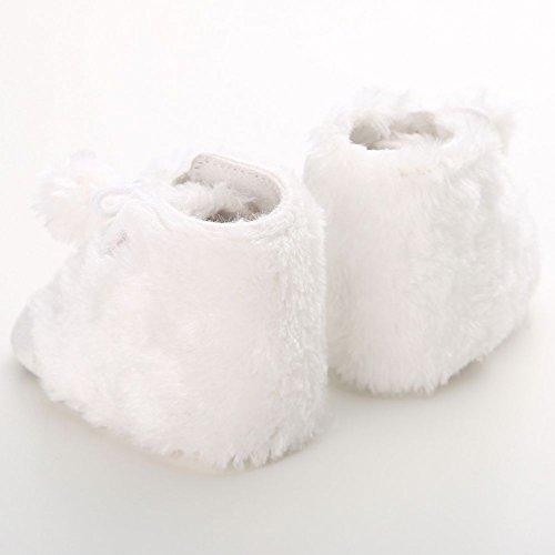 Moresave - botas clásicas Bebé-Niños Weiß