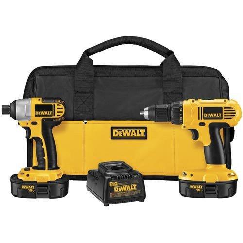 DEWALT DCK235CR 18V Drill / Impact Driver (Certified Refurbished)