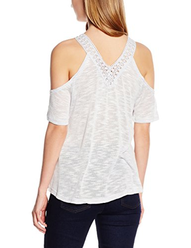 New Look V-Trim Gypsy, Camiseta sin Mangas para Mujer Azul (Light Blue)