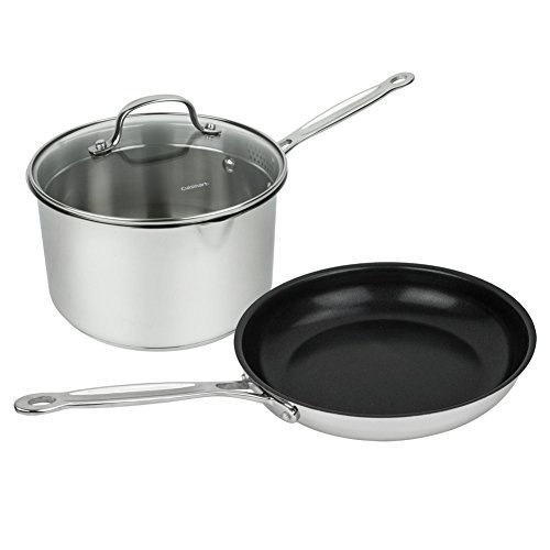 Cuisinart Chef's Classic 2 Pc. Set with Lid from Cuisinart