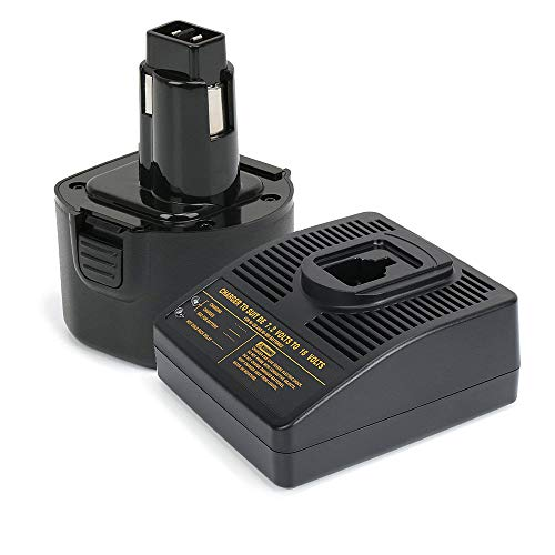 (PS130 12V Battery and Charger (2.0Ah NiCd) - Combo)