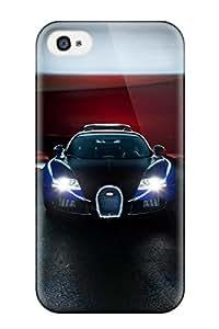 New Kwwnpwy7191ZOnzI Bugatti Veyron Skin Case Cover Shatterproof Case For Iphone 4/4s
