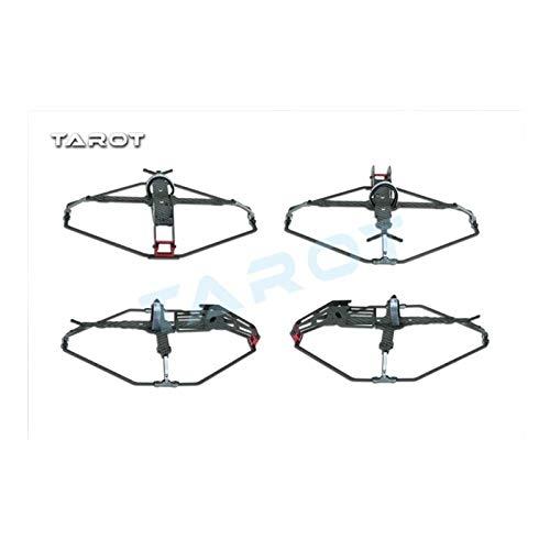 Part & Accessories Tarot-RC 140 FPV Racing Drone Kit de Fibra de ...