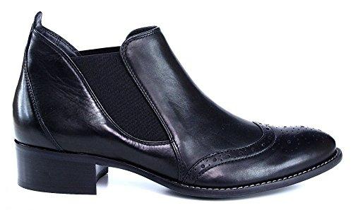 Paul vert bottes chelsea femme - 7358–115 bottes en cuir pour femme noir