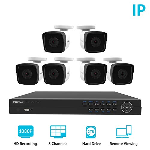 Laview 1080p home security