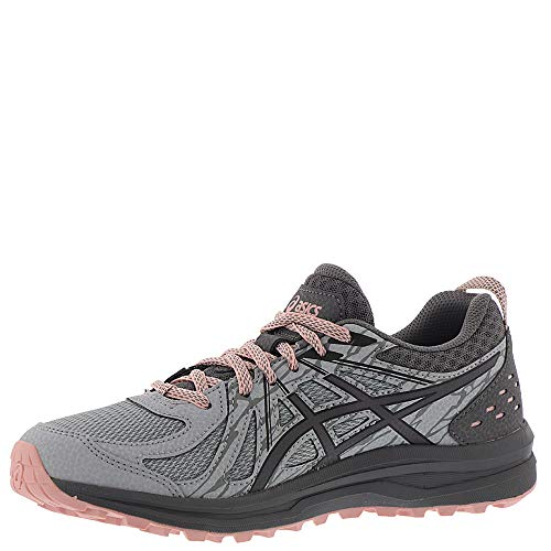 Mid Shoe ASICS Running Grey 6 Women's Trail Carbon 5 1012A022 Frequent qXw1XYH