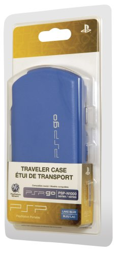 - PSPgo Traveler Case - Lake Blue