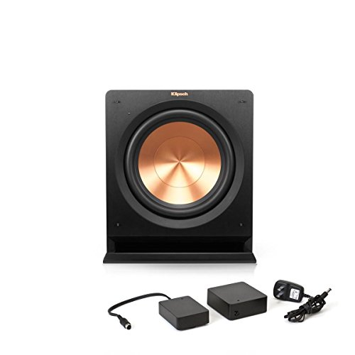 Klipsch R-112SW 12'' Powered Subwoofer with FREE WA-2 Wireless Subwoofer Kit. by Klipsch