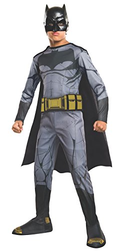 Rubie's Costume Batman v Superman: Dawn of Justice Batman Tween Value Costume, Medium -