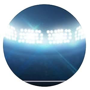 alfombrilla de ratón Estadio y pista de tenis - ronda - 20cm