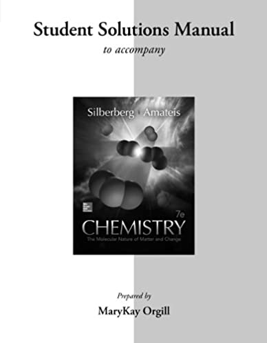 student solutions manual for silberberg chemistry the molecular rh amazon com Test Bank Solutions Manual Test Bank Solutions Manual