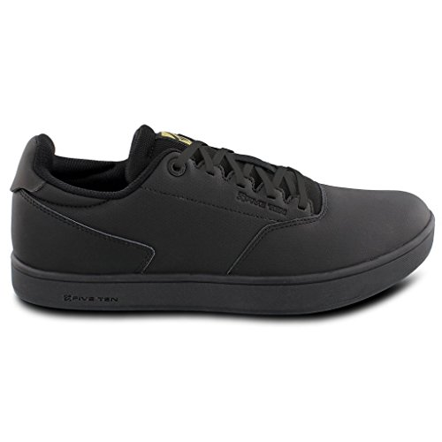 Five Ten Men's Leather District Clipless Urban Bike Shoes