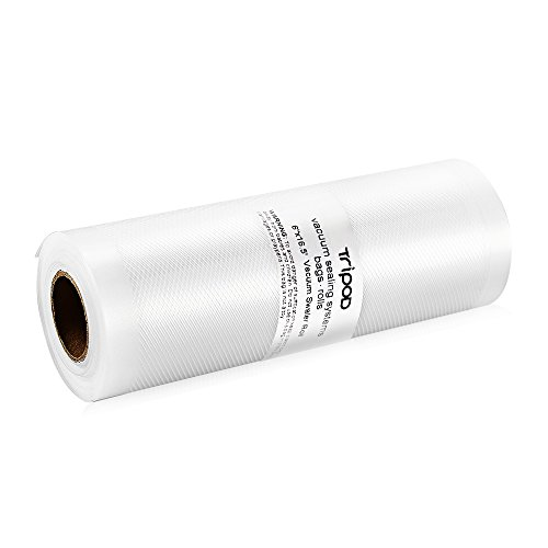 Tripod Fresh-keeping Vacuum Seal Bag Roll for Food Storage