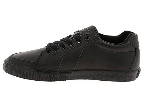 Polo Ralph Lauren Hugh Hombre Zapatillas Negro